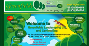 Greenfields Landscaping Ltd