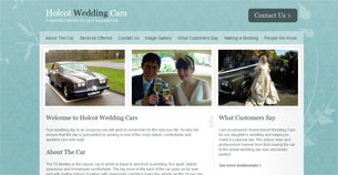 Holcot Wedding Cars