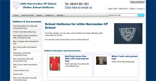 Little Harrowden School Uniforms