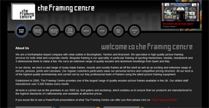 the Framing Centre
