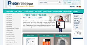 Trade Frames
