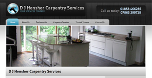 D J Hensher Carpentry Services