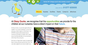 Dizzy Ducks Day Nurseries Ltd