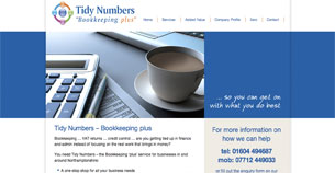 Tidy Numbers Bookkeeping